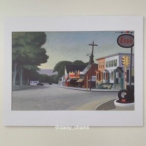 Edward Hopper Portrait of Orleans Art Print